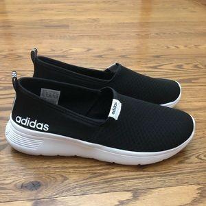 Adidas Cloudfoam Lite Racer Slip On Shoes